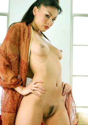 Jade Hsu's Nipples Sparkle