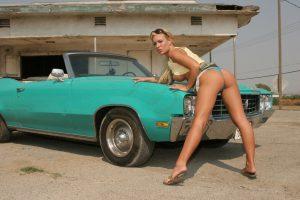 Jaclyn Case is One Hot Ride