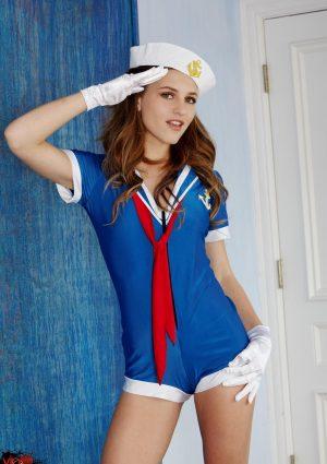 Kasey Chase as a Sexy Sailor