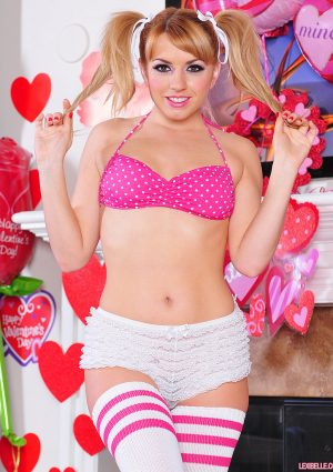 Lexi Belle Naughty Valentine