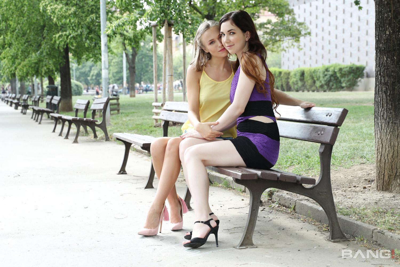 Daphne Angel and Aislin